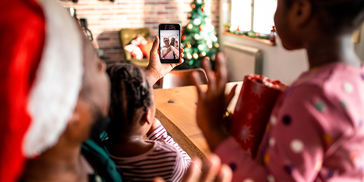 Video calls and other new holiday traditions must be created in 2020 due to coronavirus