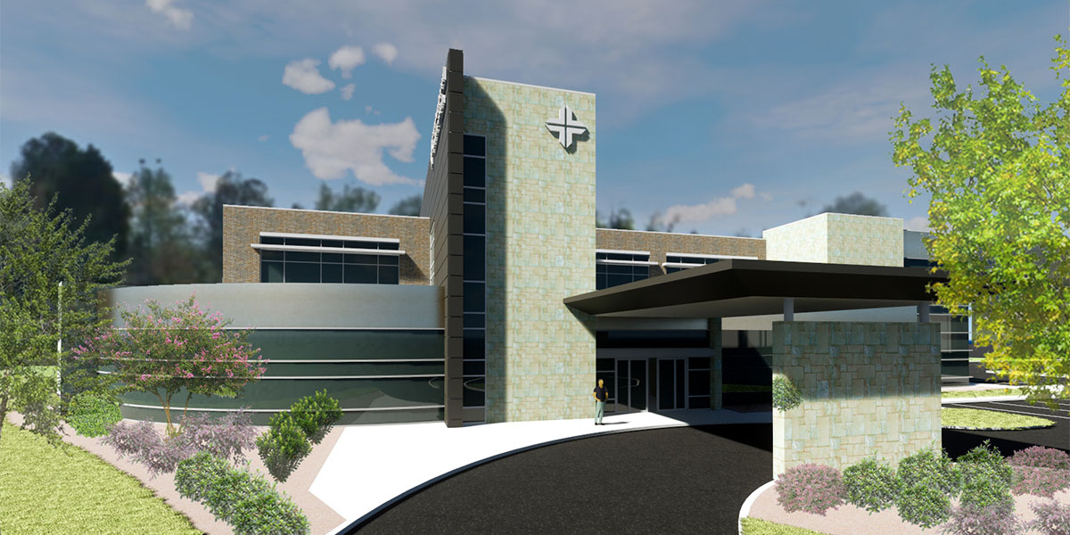 Rendering of the Medical Group of the Carolinas — Family Medicine — Five Forks practice